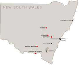 NSW-campus-map